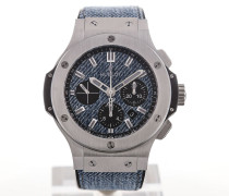 Big Bang Jeans 44 Automatic Chronograph L.E. 301.SX.2770.NR