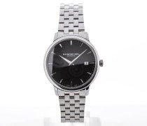 Toccata 39 Stainless Steel Black Dial 5488-ST-20001