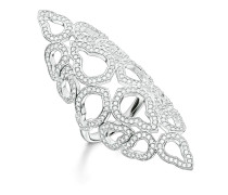 Damen Ring, Sterlingsilber, Glam & Soul