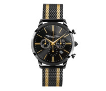 "Herren Herrenuhr ""REBEL SPIRIT CHRONO"", 284, Rebel at heart"