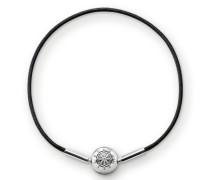 Damen Armband, Sterlingsilber, Karma Beads