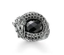 Damen Ring, Sterlingsilber, Rebel at heart