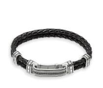 Unisex Armband, Sterlingsilber, Rebel at heart