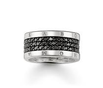 Damen Ring, Sterlingsilber, Glam & Soul,Herren Ring, Sterlingsilber, Glam & Soul