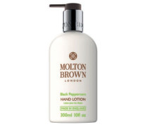 Black Peppercorn Hand Lotion - 300 ml | ohne farbe
