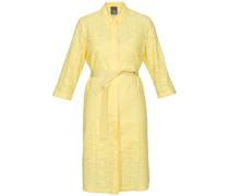 Kleid aus reiner Baumwolle