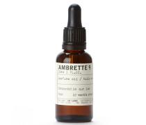 Ambrette 9 Perfume Oil - 30 ml | ohne farbe