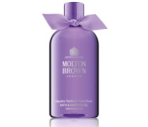 Exquisite Vanilla & Violet Flower Bath & Shower Gel - 300 ml | ohne farbe