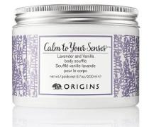 Calm To Your Senses Lavender And Vanilla Body Soufflé - 200 ml | ohne farbe