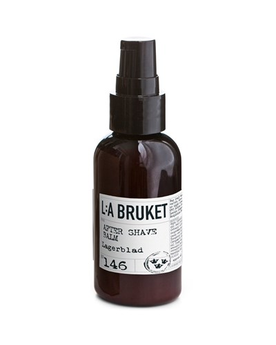 l a bruket herren no 146 after shave balsam reduziert. Black Bedroom Furniture Sets. Home Design Ideas