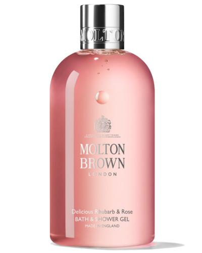 Delicious Rhubarb & Rose Bath & Shower Gel - 300 ml