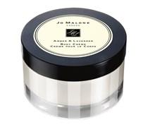 Amber & Lavender Body Crème - 175 ml | ohne farbe