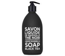 LIQUID MARSEILLE SOAP GLAS BLACK TEA 300 ml