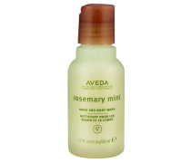 Rosemary Mint Hand & Body Wash - 50 ml | ohne farbe