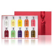 Stocking Fillers Christmas Gift Collection - 10x50 ml | ohne farbe