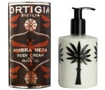Ambra Nera Körpercreme - 300 ml | ohne farbe