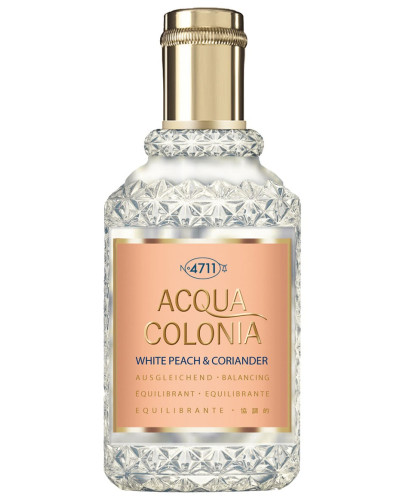 White Peach & Coriander - 50 ml