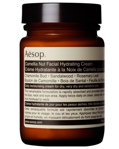 Camellia Nut Facial Hydrating Cream - 120 ml
