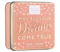 Soap In A Tin- May Your Dreams Come True - 100 g | ohne farbe