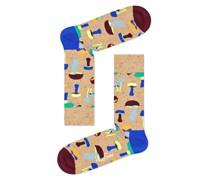 Mushroom Socke