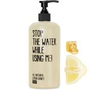 Lemon Honey Soap