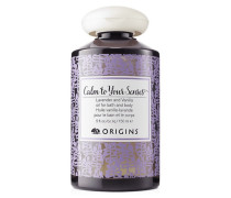 Calm To Your Senses Lavender And Vanilla Oil For Bath And Body - 150 ml | ohne farbe