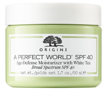 A Perfect World™ SPF 40 Age-Defense Moisturizer With White Tea - 50 ml | ohne farbe