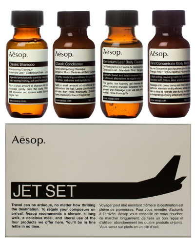 Jet Set Kit - 4x50 ml