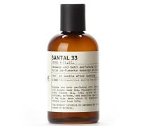 Santal 33 Körper- Und Badeöl - 120 ml | ohne farbe