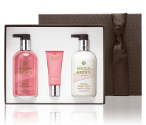 Delicious Rhubarb & Rose Hand Gift Set - 1071g | ohne farbe