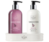 Tangled Rose Hand Care Set - 2x300 ml | ohne farbe