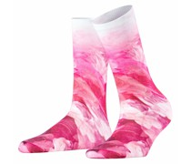 Blurry Rose Socke