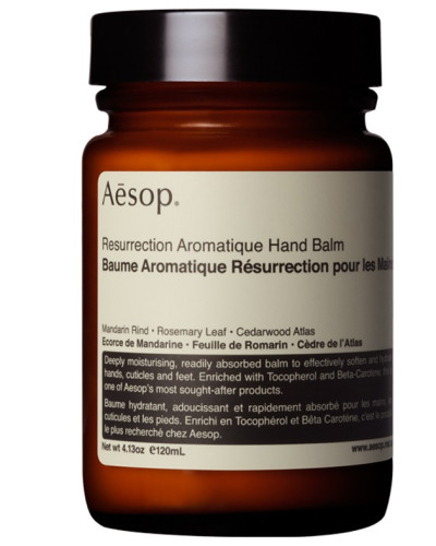 Resurrection Aromatique Hand Balm - 120 ml