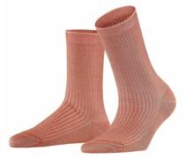 Falke Shiny Rib Socke