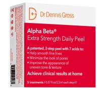 Extra Strength Alpha Beta Face Peel - 5 Stück