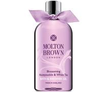 Blossoming Honeysuckle & White Tea Bath & Shower Gel - 300 ml | ohne farbe