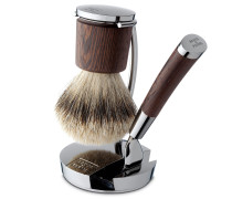 Collezione Barbiere Pinsel, Rasierer & Ständer - 1 Stück | ohne farbe