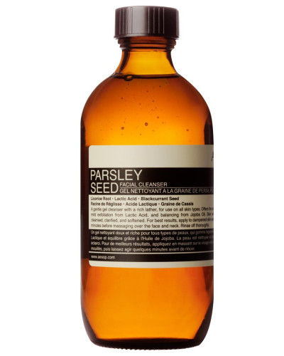 Parsley Seed Anti-Oxidant Facial Toner - 200 ml