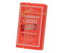 Cranberry Cassis Soap - 200 g | ohne farbe