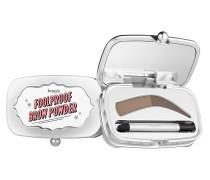 Foolproof Brow Powder   braun