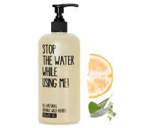 Orange Wild Herbs Shower Gel 200 ml