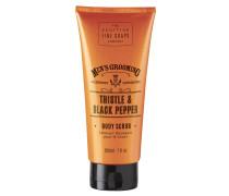Body Scrub- Bodypeeling - 200 ml | ohne farbe