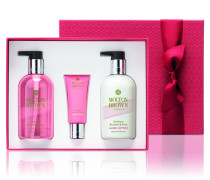 Delicious Rhubarb & Rose Hand Gift Set  | ohne farbe