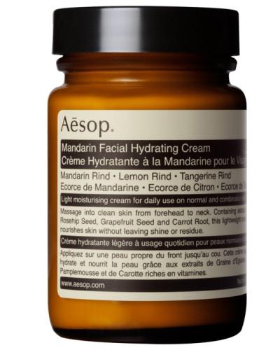 Mandarin Facial Hydrating Cream - 120 ml
