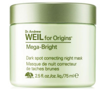 Dr. Weil Mega Bright Dark Spot Correcting Night Mask - 75 ml | ohne farbe