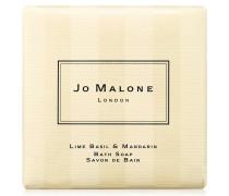 Lime Basil & Mandarin Bath Soap - 100 g | ohne farbe