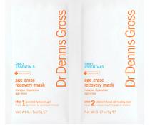 Age Erase Recovery Mask - 6 Stück | ohne farbe