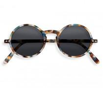 Sonnenbrille #G Blue Tortoise