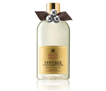 Vintage With Elderflower Bath & Shower Gel - 300 ml | ohne farbe