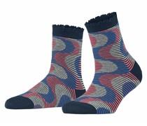 Frequenzy Stripe Socke